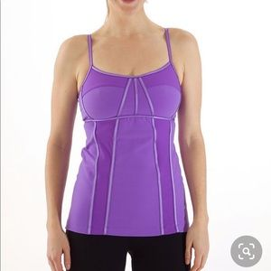 Lululemon yoga/running women's tank top Size 4